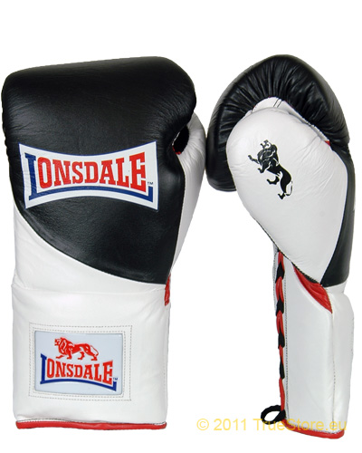 Lonsdale Pro Fight Ultimate Wettkampfhandschuhe 1