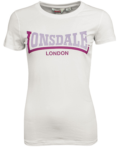 Lonsdale ladies t-shirt Kinley 1