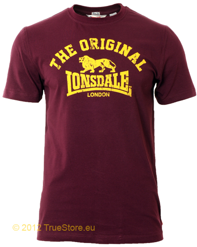 Lonsdale T-Shirt Original 1