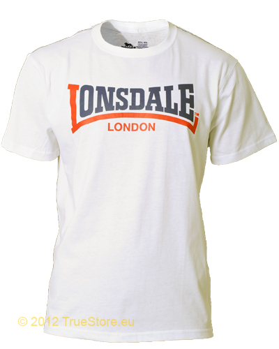 Lonsdale T-Shirt Two Tone 1