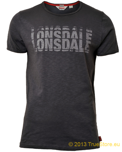 lonsdale slimfit t shirt bournemouth mens t shirt. Black Bedroom Furniture Sets. Home Design Ideas