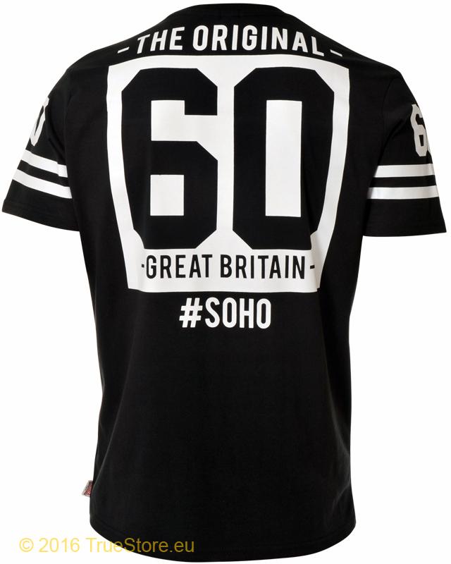Lonsdale T Shirt Kielder Herren T Shirt Lonsdale London