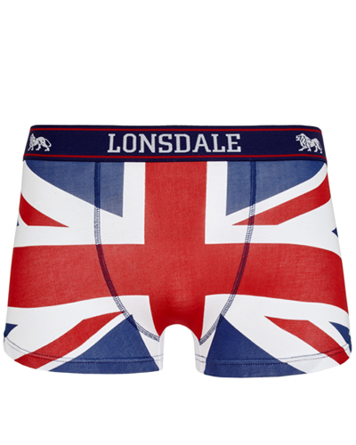Lonsdale double pack boxershorts Tisbury 1