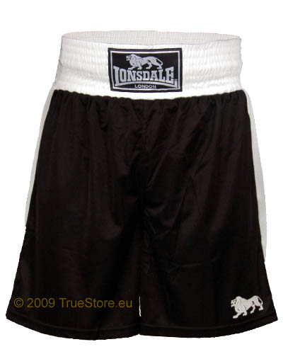 Lonsdale Satin Boxing Hose 1