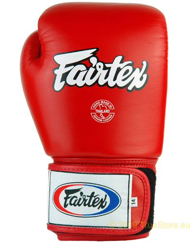 Fairtex Leder Boxhandschuhe Tight Fit (BGV1) 1