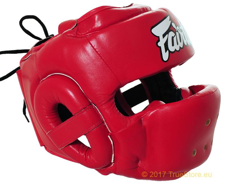 FAIRTEX HG14 HEADGUARD SELECT COLORS FULL FACE PROTECTIVE HEAD MUAY THAI  BOXING