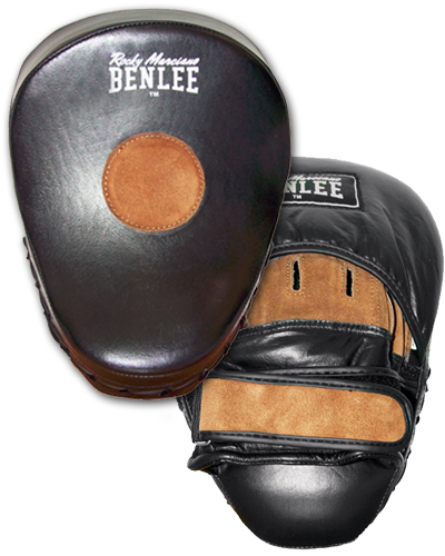 BenLee leather Hook and Jab pads Moore 1