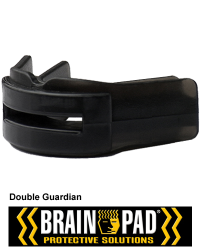 Brain-Pad mouthguard Double Guardian Junior 1
