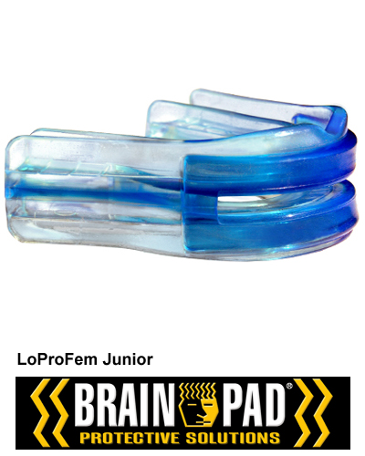 Brain-Pad Girls mouthguard LoProFem Junior 1