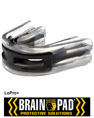 Brain-Pad Mens mouthguard LoPro+ 1