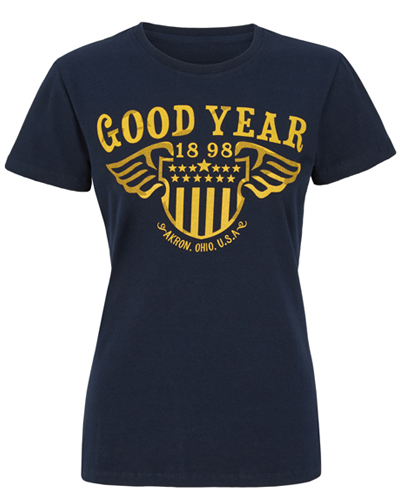 Goodyear Ladies T-Shirt Lima 1
