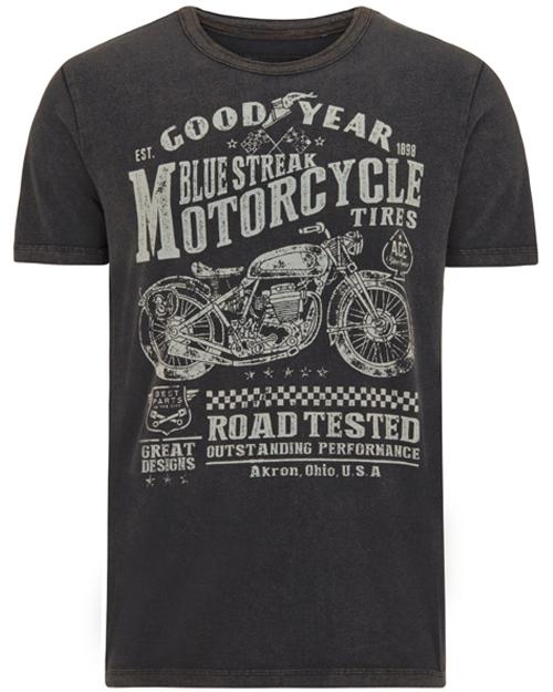 Goodyear Vintage T Shirt Shelburne 1