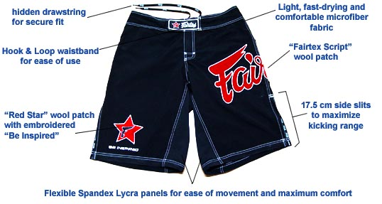 MMA Short 'Fairtex'