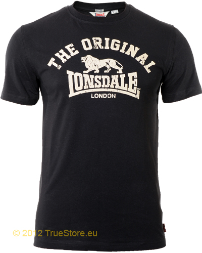 lonsdale t shirt original mens t shirt. Black Bedroom Furniture Sets. Home Design Ideas