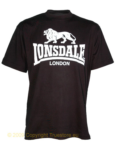 lonsdale t shirt logo herren t shirt. Black Bedroom Furniture Sets. Home Design Ideas