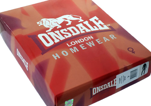 Lonsdale Giftbox