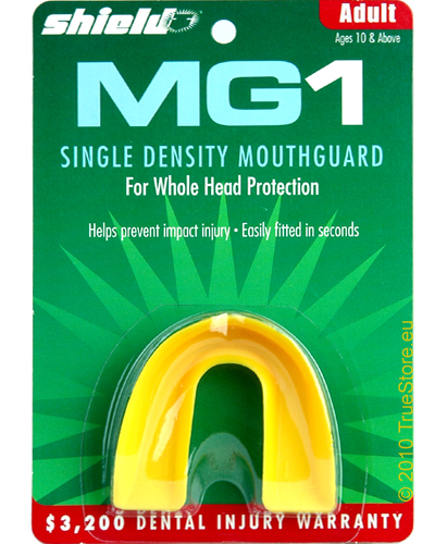 Shield Mouthguard MG1 2