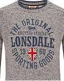 Lonsdale knit pullover Borden 3