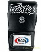 Fairtex TGT7 leather bag mitts Cross Trainer 2