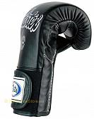 Fairtex TGT7 leather bag mitts Cross Trainer 3