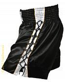Fairtex Thai Short Black Lace 2