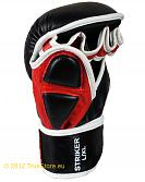 BenLee Leather MMA training gloves Striker 3