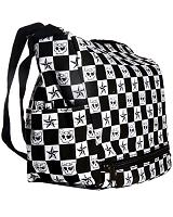 ModeS shoulder bag with Stars and Skulls