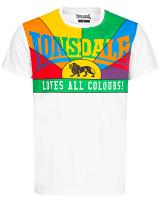 Lonsdale Loves All Colours T-Shirt