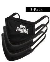 Lonsdale 3-Pack Community Mask