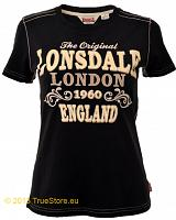 Lonsdale Dames T-Shirt Betsy