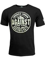 Lonsdale t-shirt Against Racism