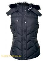 Lonsdale ladies padded waistcoat Franny