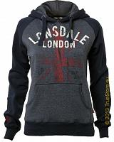 Lonsdale ladies hooded zipper Southampton