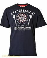 Lonsdale regulär fit T-Shirt Edinburgh