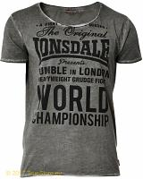 Lonsdale Slimfit T-Shirt Winsford