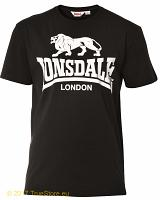Lonsdale regulär fit T-Shirt Caol