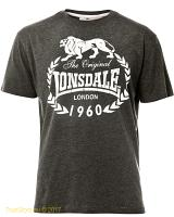 Lonsdale regular fit t-shirt Bracknell