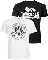 Lonsdale doublepack t-shirt Dildawn