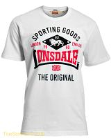 Lonsdale regulär Fit T-Shirt Empingham