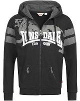 Lonsdale hodded Zipsweatsweat Pamber Endning jacket Lydden