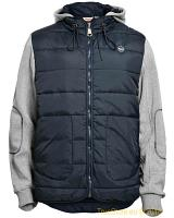Lonsdale mens jacket Beetley