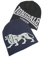 Lonsdale London beannie hat Set Carlyon