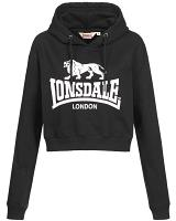 Lonsdale ladies cropped sweatshirt Roxeth