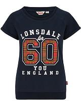 Lonsdale dames stretch fleece top Stockbridge