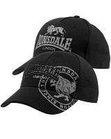 Lonsdale doublepack baseball cap Leiston