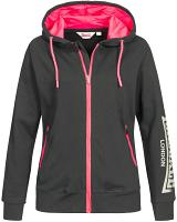 Lonsdale ladies hooded zipsweater Greete
