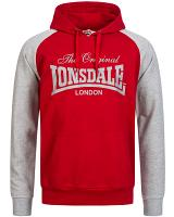 Lonsdale Regular fit hooded sweatshirt Brundall