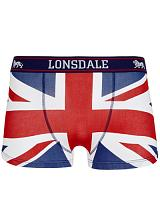 Lonsdale double pack boxershorts Tisbury