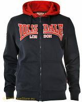 Lonsdale neophrene hooded zipper Spital