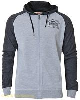 Lonsdale hooded zipsweat Reaster